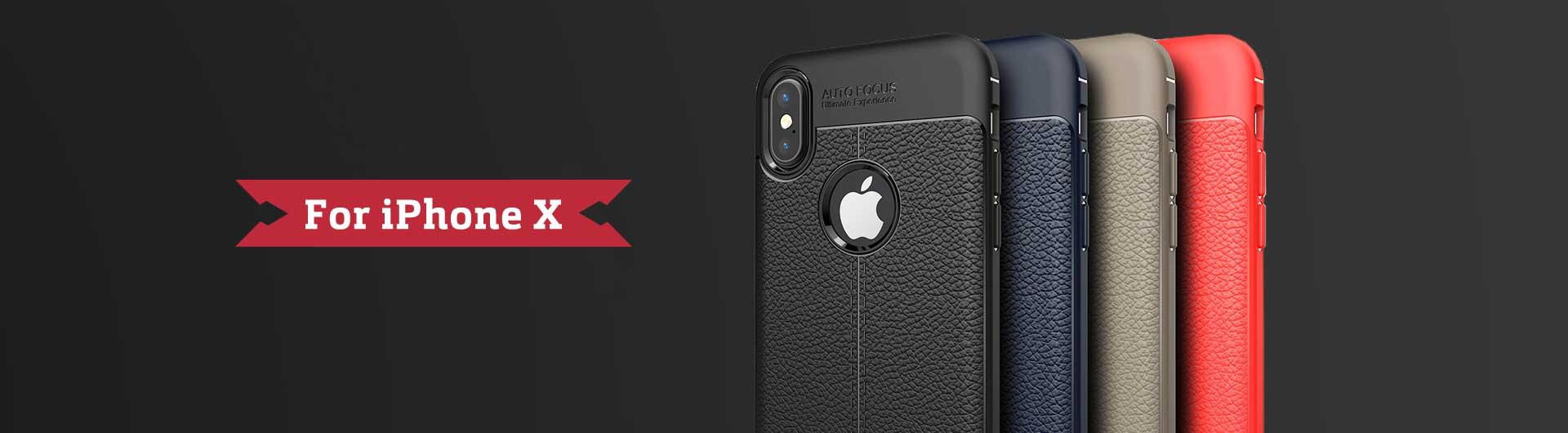 iPhone X Futerał Silikonowe