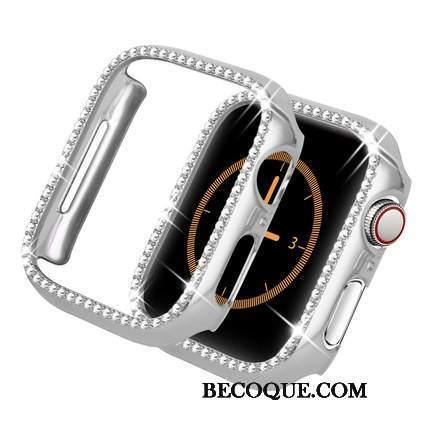 Futerał Apple Watch Series 3 Torby Trudno Czerwony, Etui Apple Watch Series 3 Kryształkami Anti-fall Akcesoria