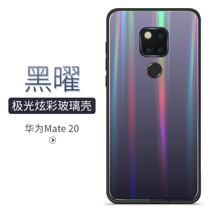 Futerał Huawei Mate 20 Moda Lustro Cienkie, Etui Huawei Mate 20 Torby Modna Marka Anti-fall