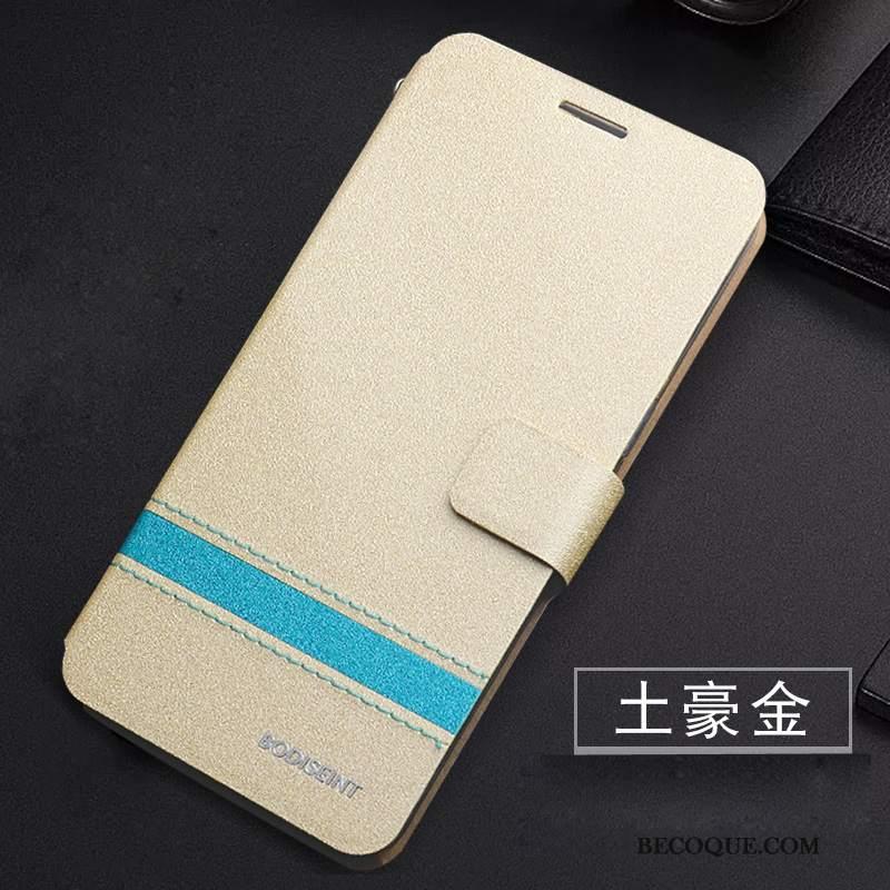 Futerał Huawei Mate 20 Ochraniacz Złoto Ładny, Etui Huawei Mate 20 Skóra Na Telefon Osobowość