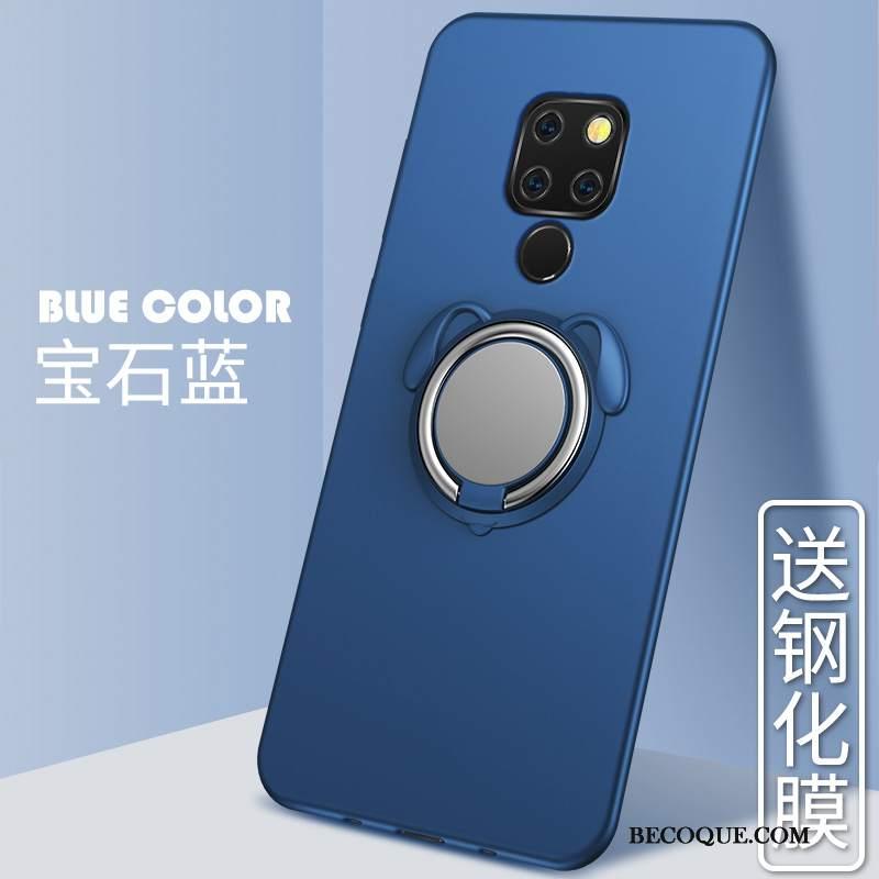 Futerał Huawei Mate 20 Silikonowe Anti-fall Cienkie, Etui Huawei Mate 20 Miękki Tendencja Czerwony