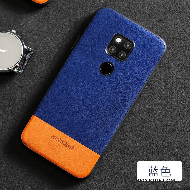Futerał Huawei Mate 20 Torby Czerwony Eleganckie, Etui Huawei Mate 20 Luksusowy Na Telefon Proste