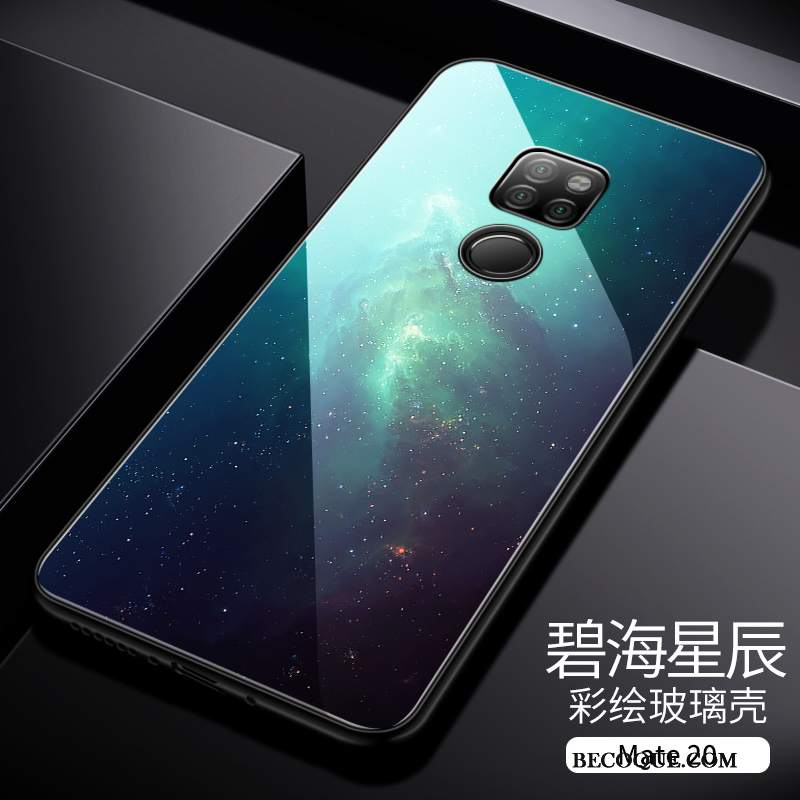 Futerał Huawei Mate 20 Torby Modna Marka Osobowość, Etui Huawei Mate 20 Ochraniacz Na Telefon Anti-fall