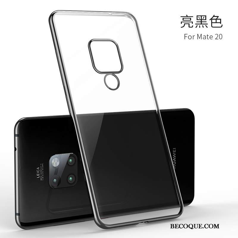 Futerał Huawei Mate 20 Torby Osobowość Złoto, Etui Huawei Mate 20 Miękki Na Telefon Modna Marka
