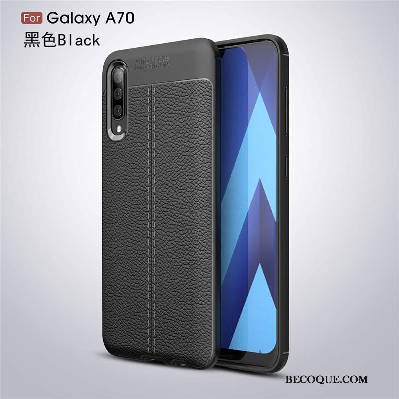 Futerał Samsung Galaxy A70 Silikonowe Osobowośćna Telefon, Etui Samsung Galaxy A70 Ochraniacz Anti-fall Wzór