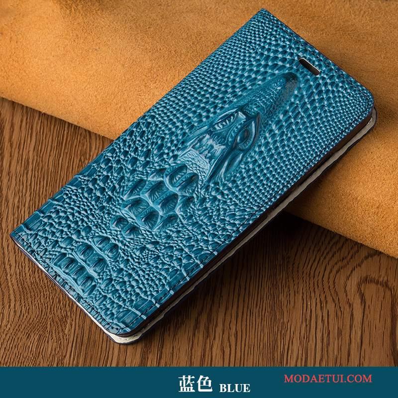Futerał Samsung Galaxy S7 Edge Ochraniacz Na Telefon Wzór Krokodyla, Etui Samsung Galaxy S7 Edge Skóra Czerwony Anti-fall