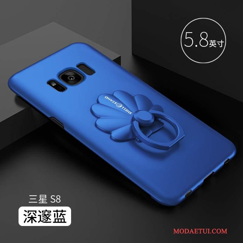 Futerał Samsung Galaxy S8 Torby Trudno Nubuku, Etui Samsung Galaxy S8 Ochraniacz Anti-fall Kolor