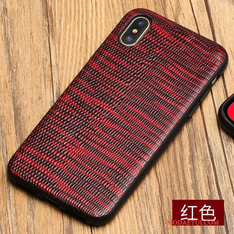 Futerał iPhone X Miękki Gwiazdana Telefon, Etui iPhone X Skóra Anti-fall Modna Marka