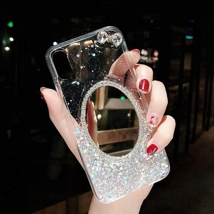 Futerał iPhone Xs Kreatywne Gwiazdana Telefon, Etui iPhone Xs Torby Biały Modna Marka