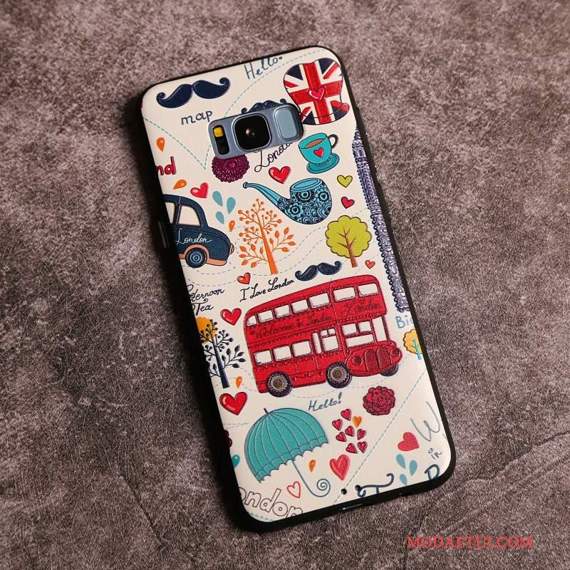 Futerał Samsung Galaxy S8+ Kreatywne Tendencja Anti-fall, Etui Samsung Galaxy S8+ Torby Nubuku Osobowość